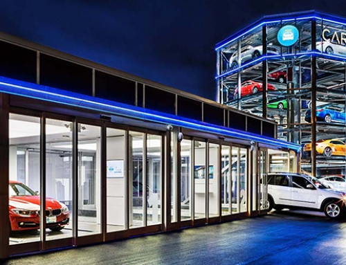 Carvana brings car vending machine concept to Nashville, TN