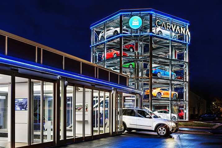 Carvana Tennessee