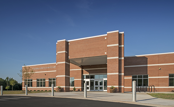 Nations Ford Elem. front